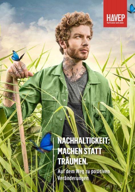 Brochure Nachhaltigkeit DE